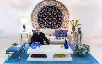 Criatividade no uso de Tapetes Persas embeleza os ambientes